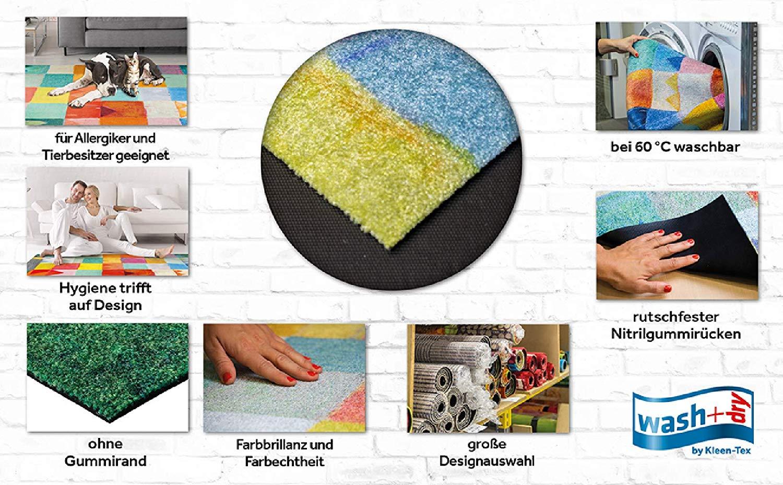 Wash + Dry Design Opaco, 100% Poliammide, Nero, 145/145