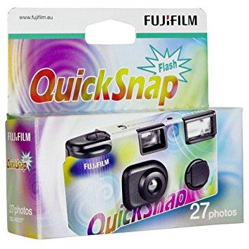 FUJIFILM QuickSnap Flah 27 pose