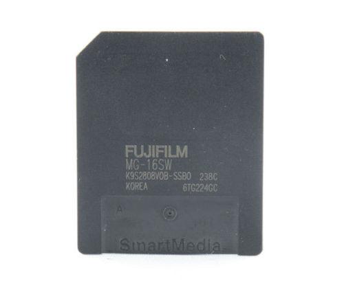FUJI SmartMedia 16MB Usato