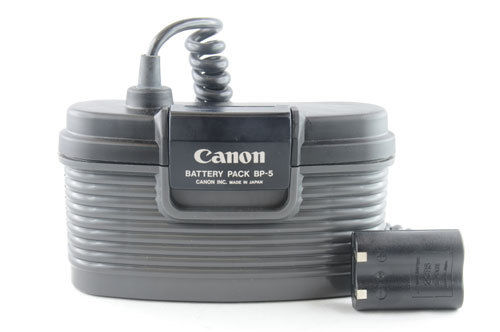 Canon BP-5 Battery Pack Usato