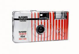 ILFORD Camera Black & white XP2 Super 400 C41 27 EXP