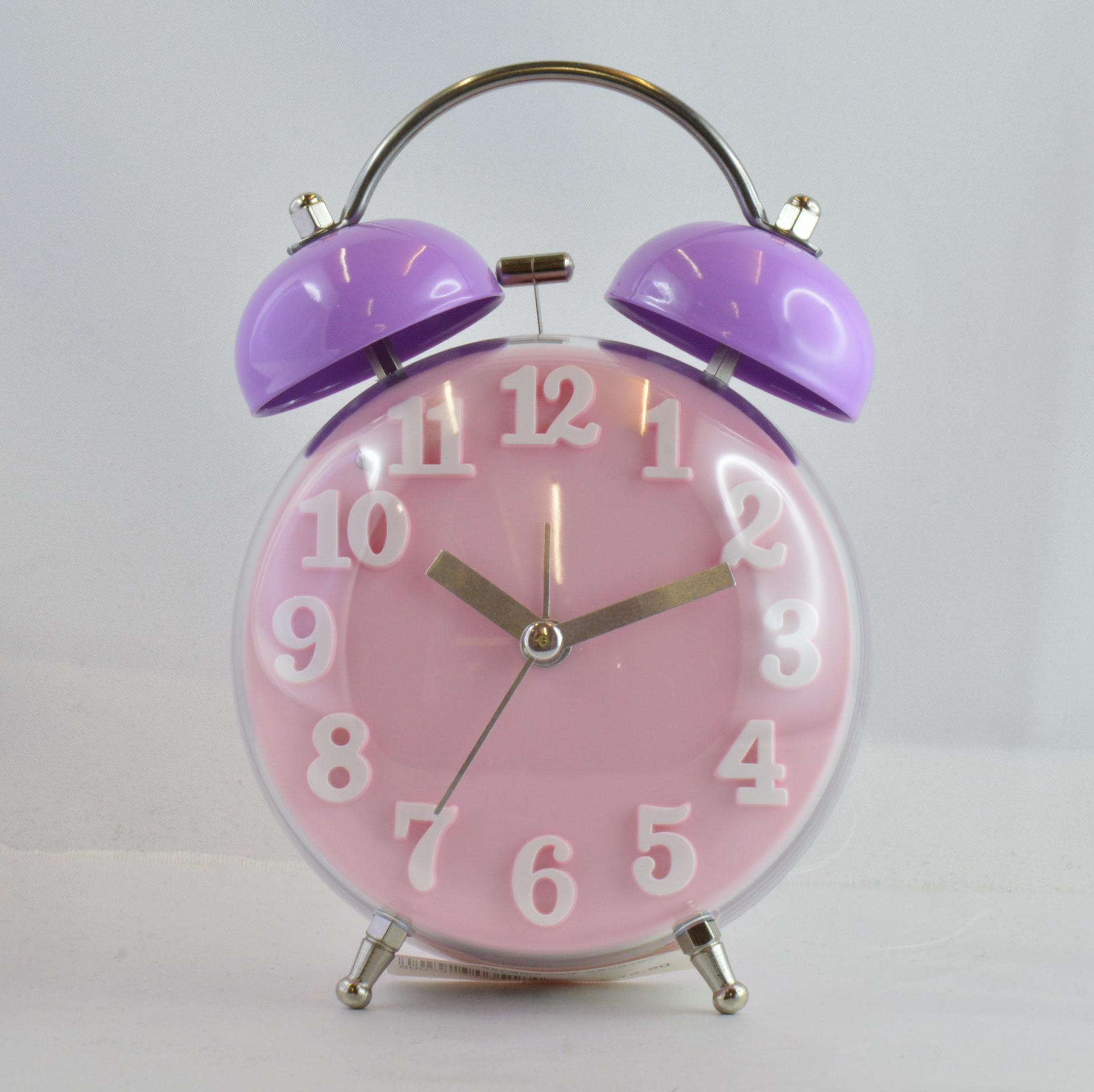 Sveglia Mascagni cod. A828 rosa