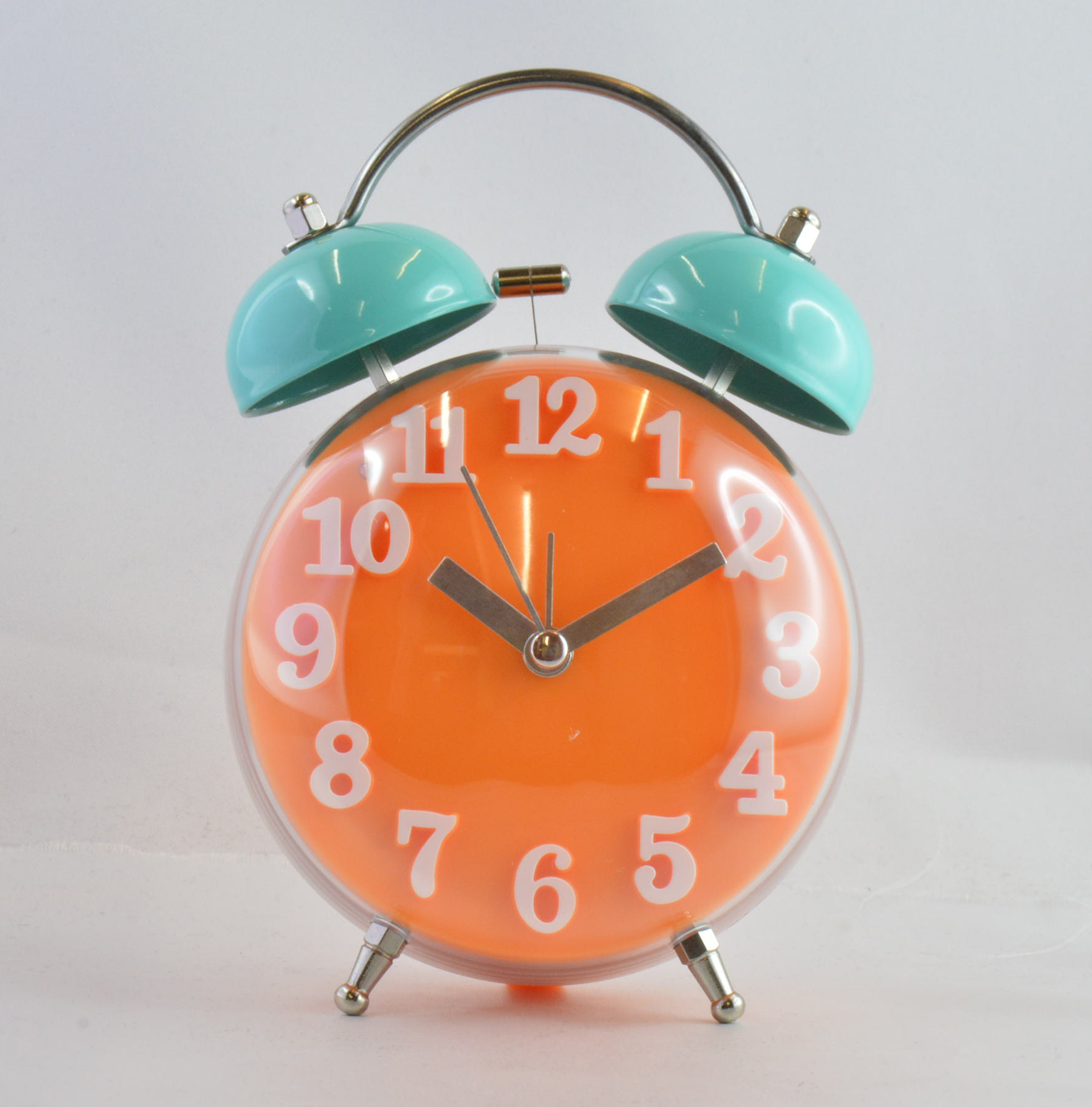 Sveglia Mascagni cod. A828 arancione