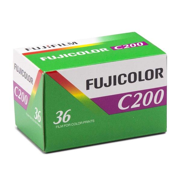 FUJICOLOR C200 135/36 POSE