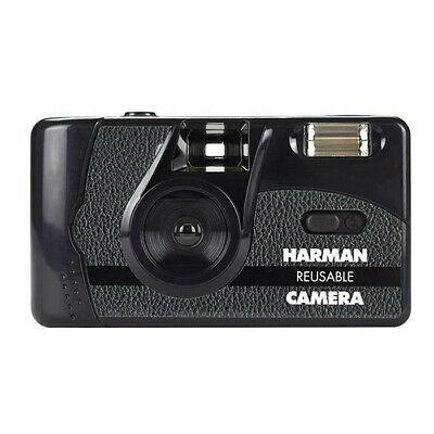 HARMAN Camera analogica riutilizzabile + 2 pellicole B/N 400 iso 36 pose