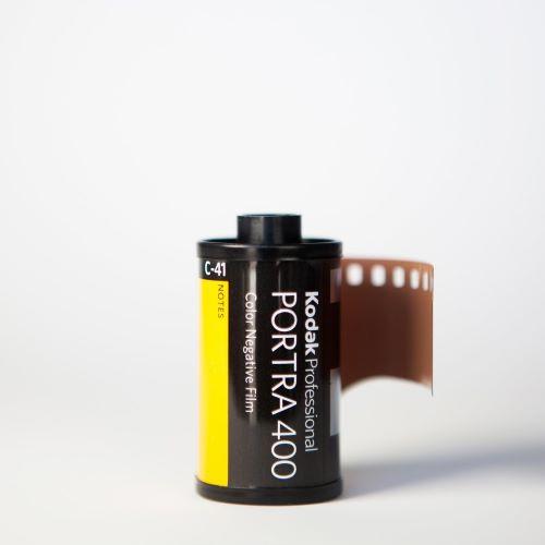 Kodak Professional PORTRA 400 135/36