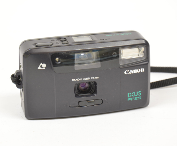 Canon IXUS FF25 APS.completa di cinghia,Senza batteria.