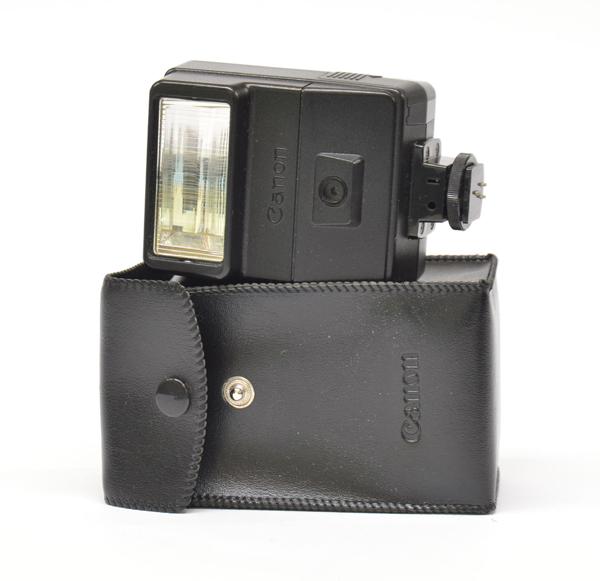 Canon SPEEDLITE 177A con astuccio originale