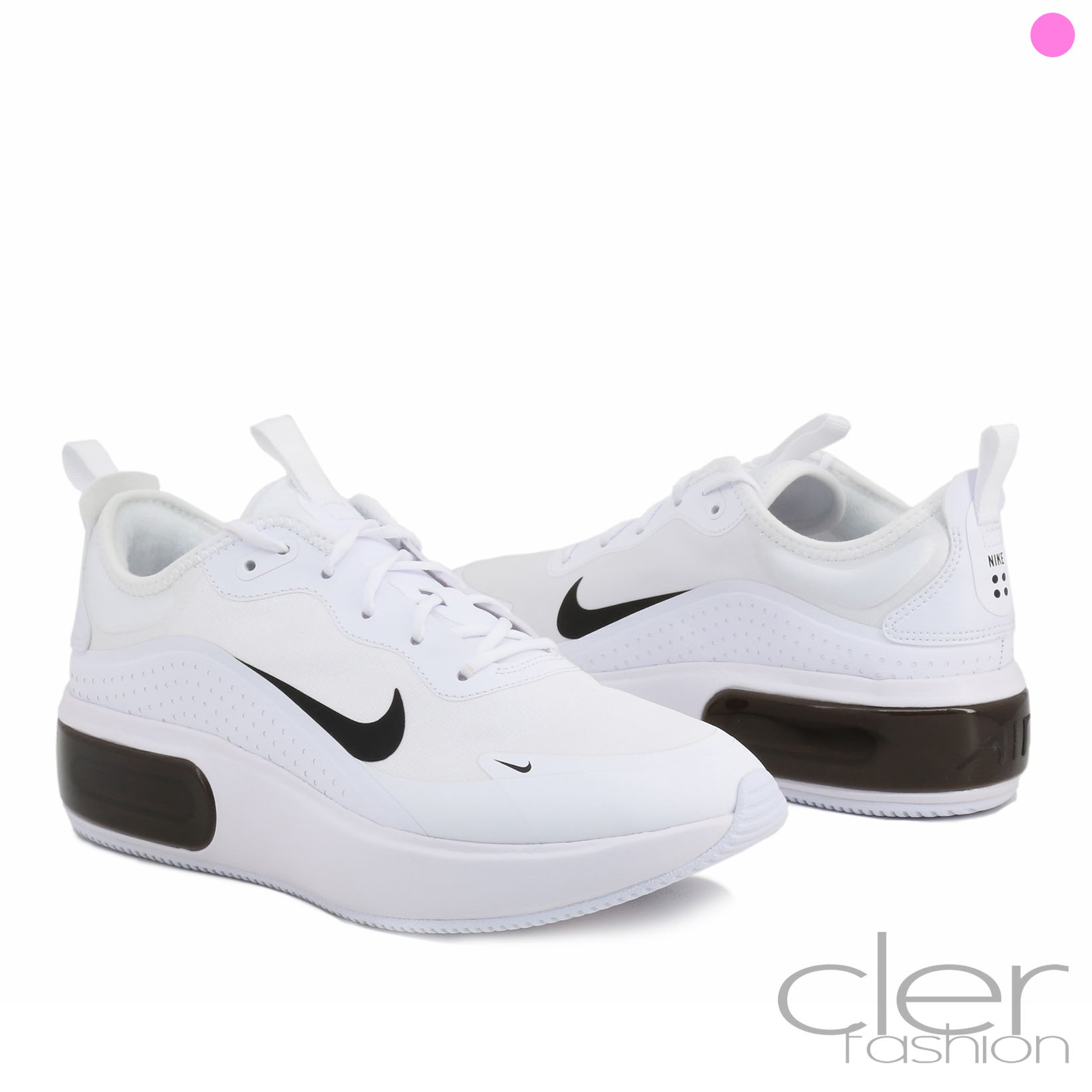 Sneakers Mujer Nike AirMaxDiaW-B Mujer Blanco 108159 Originales