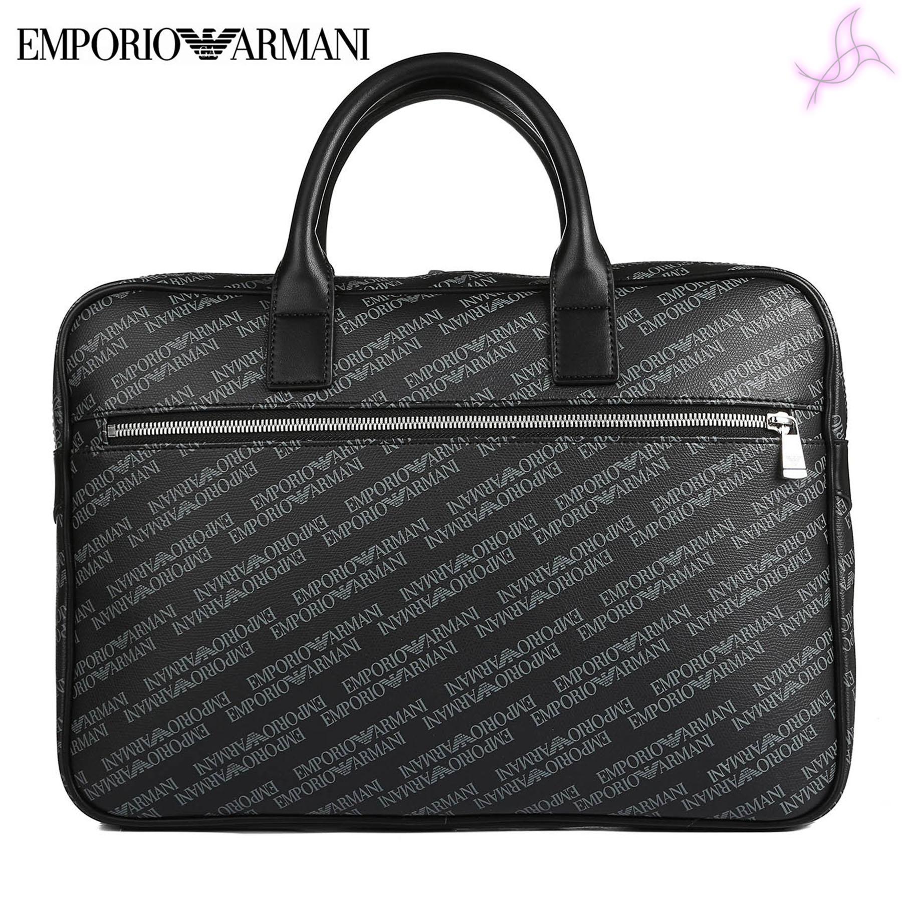 Briefcases Men Emporio Armani y4p092